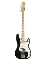 Fender Mex Standard Precision Mn Black