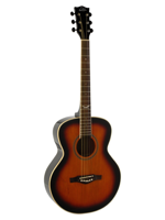 Eko Next 018 Brown Sunburst