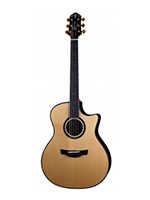 Crafter GLXE-4000/RS W/Case