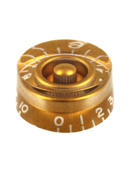 Allparts SK-0130-032  knobs Gold