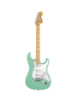 Fender American Special Stratocaster Surf Green Mn