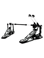 Taye PSK602C Doppio Pedale Double Pedal
