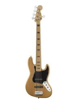 Squier Vintage Modified Jazz Bass V Mn Natural