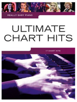 Volonte REALLY EASY PIANO ULTIMATE CHART HITS