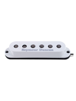 Seymour Duncan SSL-5 Custom Staggered Stra White