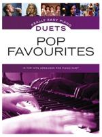 Volonte REALLY EASY PIANO POP FAVORITES