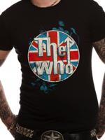 Cid THE WHO Logo standing Black XL