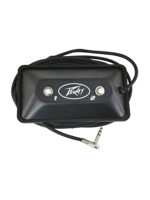 Peavey Footswitch originale a doppio interruttore