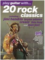 Volonte 20 Rock Classic Guitar