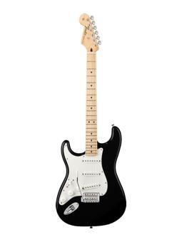 Fender Standard Stratocaster Left-Handed Black,