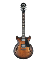 Ibanez AMV10  Distressed - Tobacco Burst