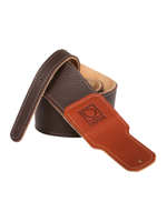 Boss BSS-25 Brown Leather Strap, 2.5