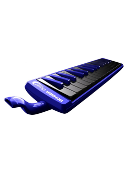 Hohner 32 Ocean Blue Melodica (with Case)
