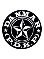 Danmar 210STR Star Power Disk Kick Pad