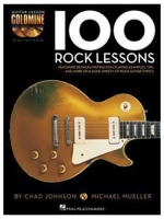 Volonte 100 ROCK LESSONS + CD