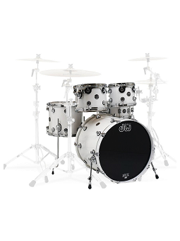 Dw (drum Workshop) Performance Lacquer Pearlescent White