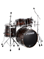 Sonor Ascent Studio Set - Ebony Stripes