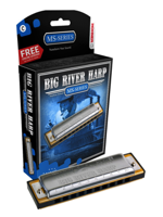 Hohner BIG RIVER HARP A
