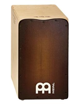 Meinl AE-CAJ3 Artisan Cajon Solea Line Espresso Burst