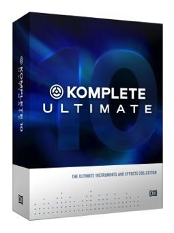 Native Instruments Komplete 10 Ultimate - offerta limitata!