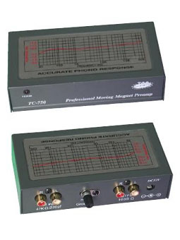 Thender TC-750  Phono Preamp Professionale