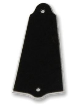 Allparts PG-0485-055 Truss Rod Cover Black