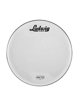 Ludwig LW4224V - Smooth White 24