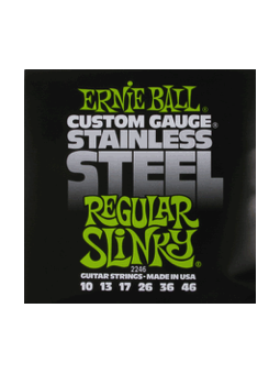 Ernie Ball 2246 - Stainless Steel Regular Slinky