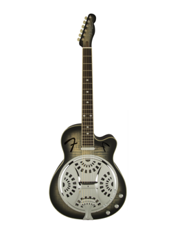 Fender Roosevelt Resonator Ce Moonlight Burst