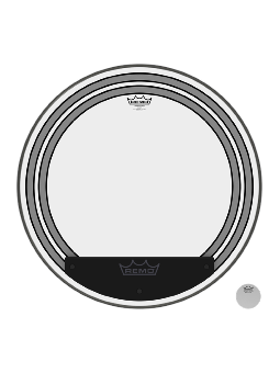 Remo PW-1324-00 - Powersonic Clear 24