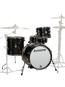 Ludwig Breakbeats by Questlove - Black Gold Sparkle
