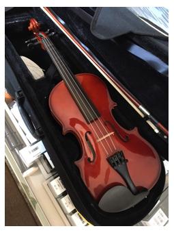 Gewa Violino Gewa Set Ideale 1/2