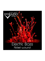 D'orazio Nickel Woud Bass 45/125