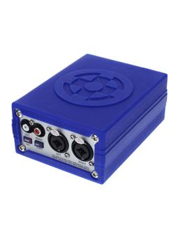 Klark-teknik DN200 Active Stereo DI Box