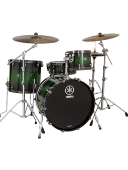 Yamaha Live Custom Oak Emerald Shadow