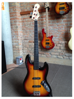 Squier VINTAGE MODIFIED JAZZ BASS FRETLESS
