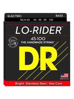 Dr NMLH-45 LO-Rider Nickel