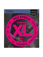 Daddario EPS170-5 ProSteels 5
