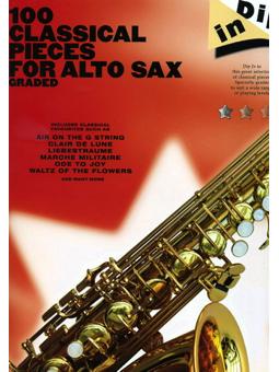 Volonte 100 CLASSICAL PIECES FOR ALTO SAX