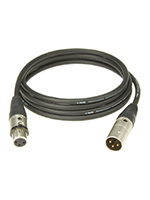Klotz M1FM Microphone Cable 3mt