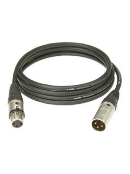 Klotz M1FM Microphone Cable 3mt