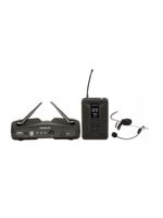 Proel WM600M Headset Wireless Microphone System