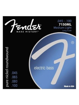 Fender 7150ML Pure Nickel Bass