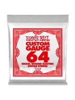 Ernie Ball 1164 Corda Singola Nickel  0,64