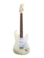 Squier Bullet Strat with Tremolo Hss RW Artic White