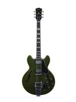 Gibson 1964 ES-345 Bigsby Mono Varitone OD Green