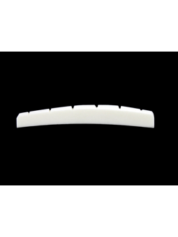 Allparts BN-0206-000 Slotted Bone Nut