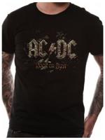 Cid AC/DC Rock or bust black tg L
