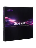 Avid Sibelius con Upgrade Plan Annuale
