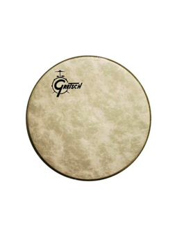 "Gretsch GRDHFS18O - Pelle per Grancassa da 18"" con Logo Gretsch - Bass Drumhead w/Gretsch Logo"